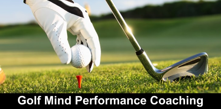 golf mental coaching